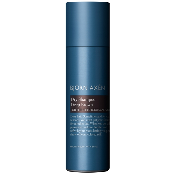 Dry Shampoo Deep Brown