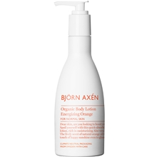 250 ml - Organic Body Lotion Energizing Orange