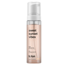 200 ml - b.tan Sweet Sunset Vibes Gradual Light