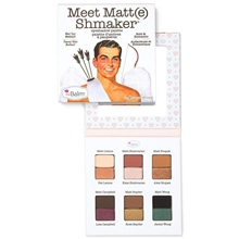 Meet Matt(e) Shmaker Eyeshadow Palette