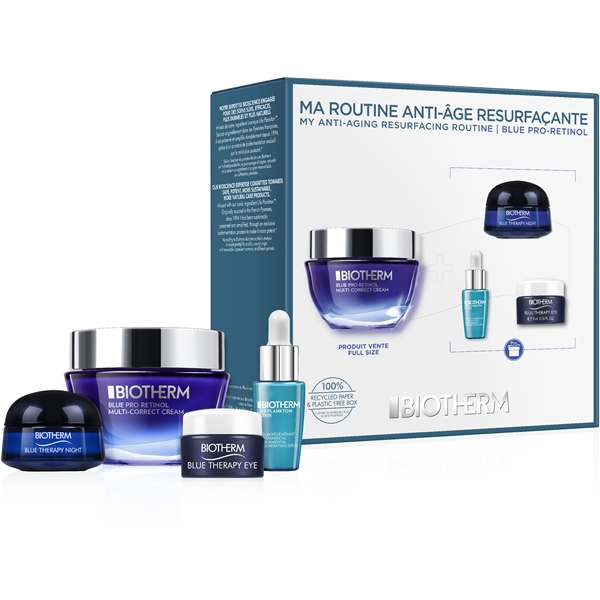 Blue Therapy Accelerated Cream - Gift Set