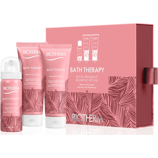 Bath Therapy Relaxing Ritual Set