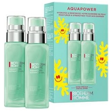 Biotherm Homme Aquapower Duo Set 2x75ml 1 set