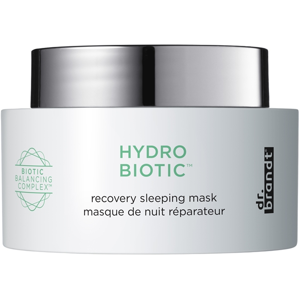Hydro Biotic Recovery Sleeping Mask