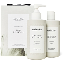 Citrus Menthe Body Essentials - Gift Set