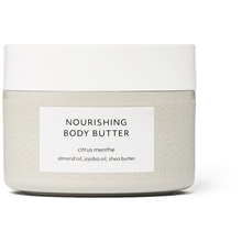 Citrus Menthe Nourishing Body Butter