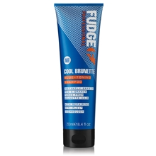 Cool Brunette Blue Toning Shampoo