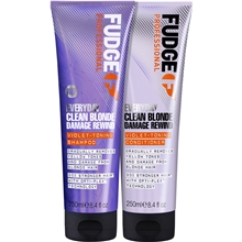 1 set - Clean Blonde Everyday Duo