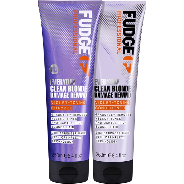 Clean Blonde Everyday Duo (Picture 1 of 5)