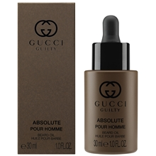 Gucci Guilty Absolute Pour Homme - Beard Oil