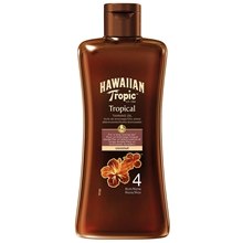 200 ml - Tropical Tanning Oil Spf 4 Rich
