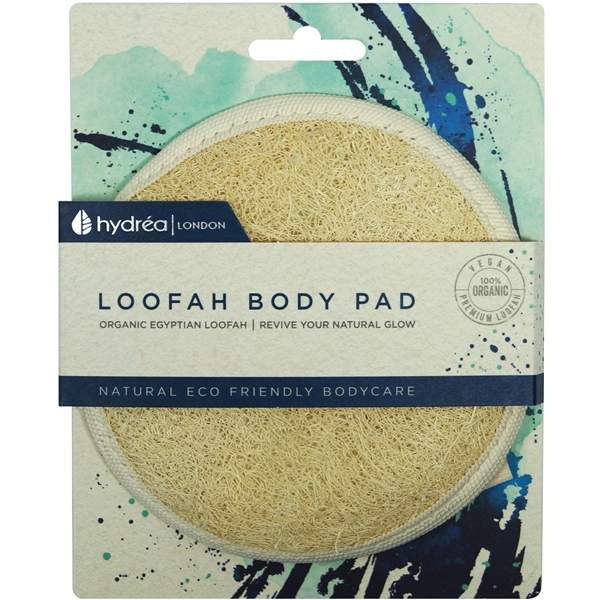Egyptian Loofah Body Pad (Picture 1 of 3)