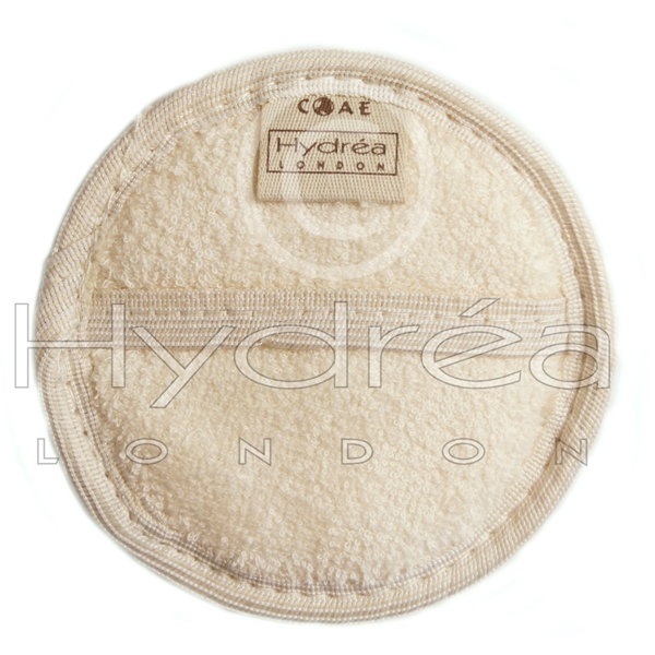 Organic Loofah Facial Pad (Picture 1 of 2)