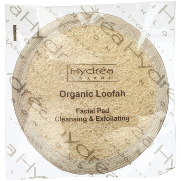 Organic Loofah Facial Pad (Picture 2 of 2)