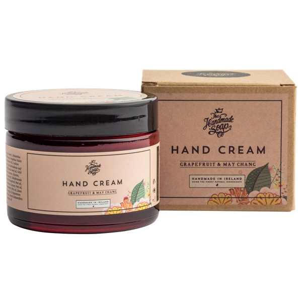 Hand Cream Grapefruit & May Chang (Picture 1 of 2)