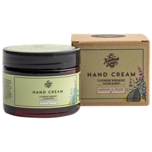 Hand Cream Lavender, Rosemary & Mint