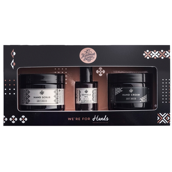 We're For Hands Art Deco - Gift Set