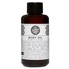 Body Oil Bergamot & Eucalyptus