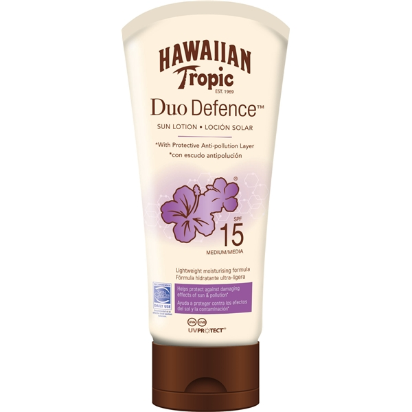 Duo Defence Sun Lotion SPF 15