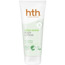 200 ml - HTH Aloe Vera Body Lotion