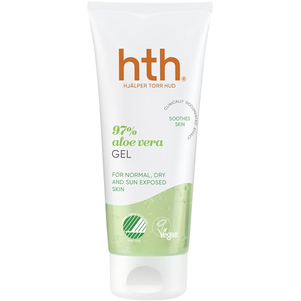 HTH Aloe Vera Gel - Normal, Dry, Sunexposed Skin