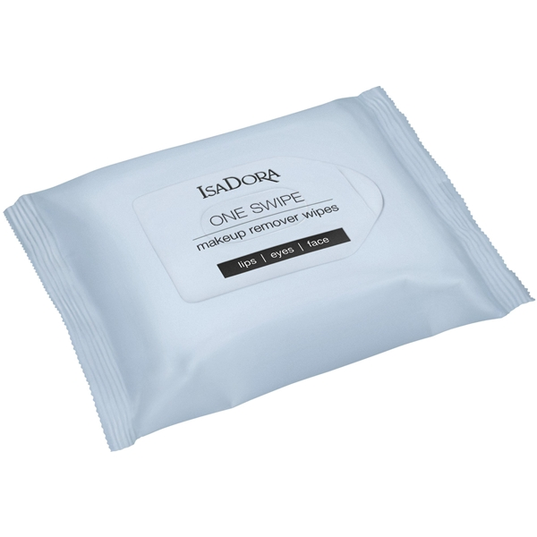 IsaDora One Swipe Makeup Remover Wipes