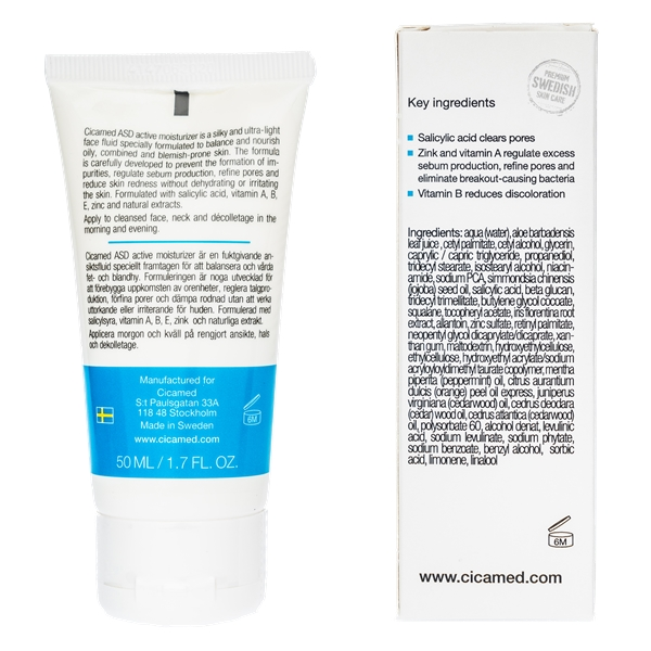 Cicamed ASD Active Moisturizer (Picture 2 of 2)