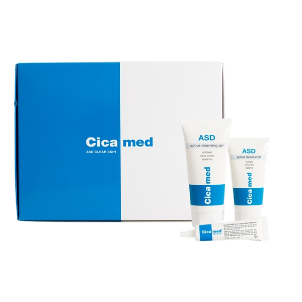 Cicamed ASD Clear Skin Set (Picture 1 of 3)