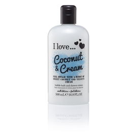 Coconut & Cream Bath & Shower Crème