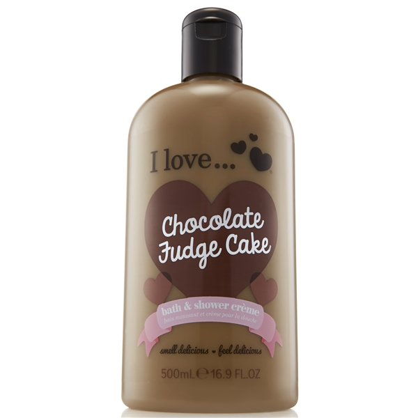 Chocolate Fudge Cake Bath & Shower Crème