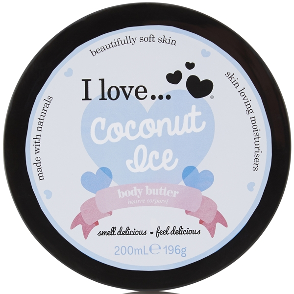 Coconut Ice Nourishing Body Butter