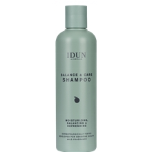 250 ml - IDUN Balance & Care Shampoo