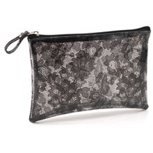 0-50018 Black Make Up Bag