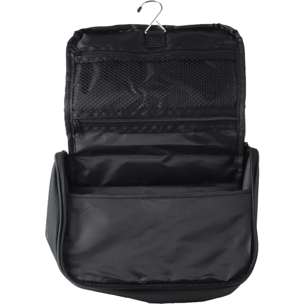 0-90200 Black Toiletry Bag (Picture 2 of 2)