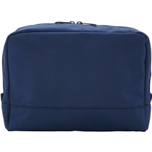 Voyage Navy Blue Toiletry Bag