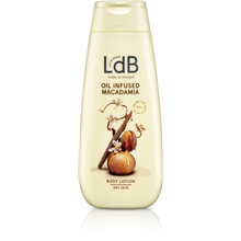 LdB Oil Infused Body Lotion - Dry Skin