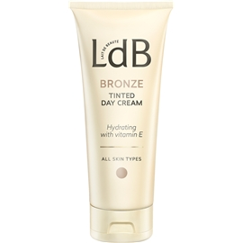 ldb bronze tinted day cream