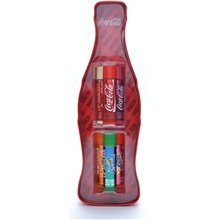 Lip Smacker Coca Cola Vintage Bottle Lip Balms 6