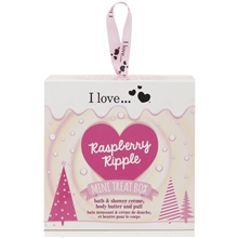 Raspberry Ripple Mini Treat Box