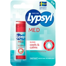 Lypsyl MED Lip Balm Cool & Calms