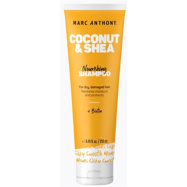Coconut Oil & Shea Butter Shampoo