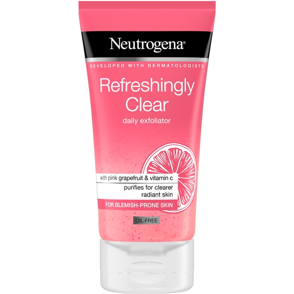 Refreshingly Clear Daily Exfoliator