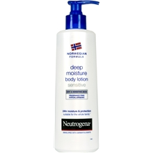 Norwegian Formula Body Lotion Sensitive