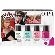 OPI Nail Lacquer Grease Collection Set