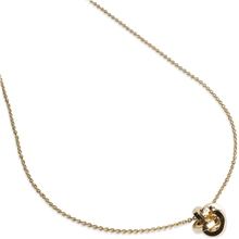PEARLS FOR GIRLS Knot Necklace Gold