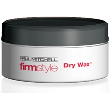 Firm Style Dry Wax