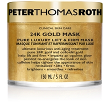 24K Gold Mask - Pure Luxury Lift & Firm Mask