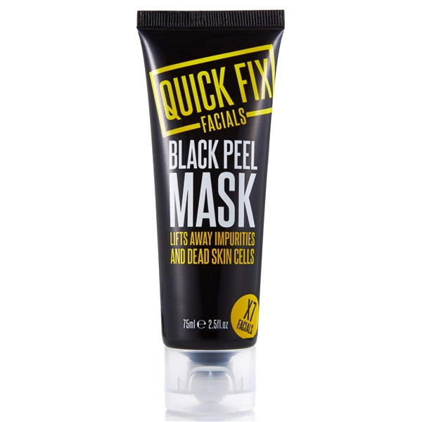 Black Peel Mask (Picture 1 of 2)