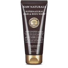 RAW Naturals Supernatural Hair & Body Wash