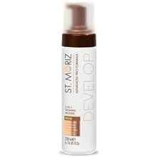 Develop 5 in 1 Tanning Mousse - Medium